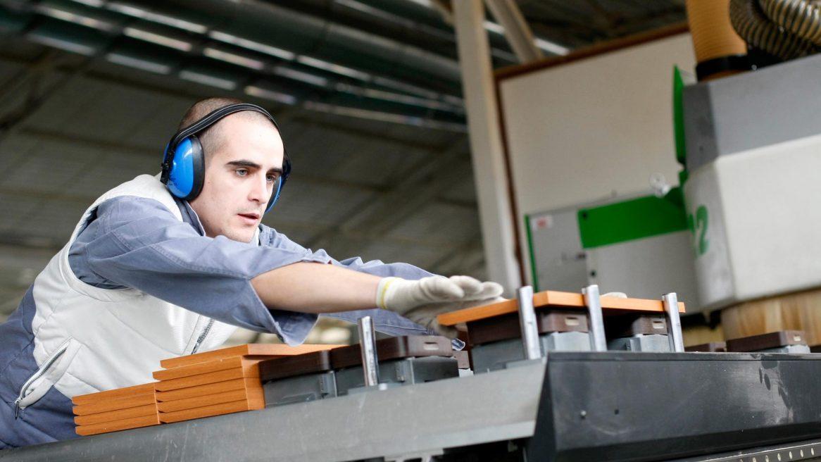 Industrial reportage