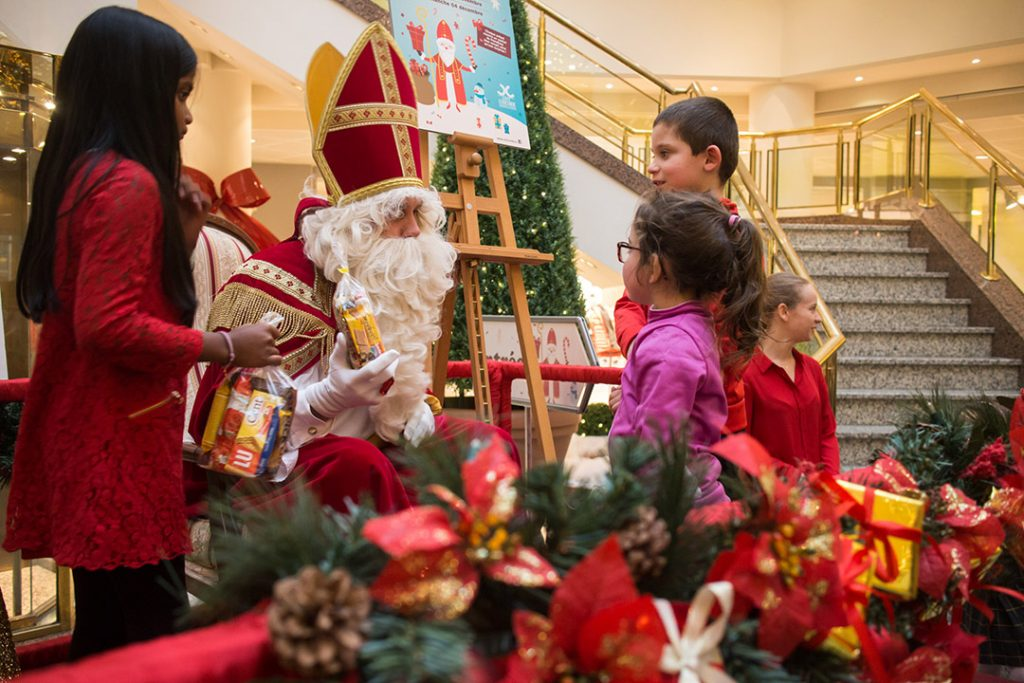 saint nicholas city concorde luxembourg bertrange