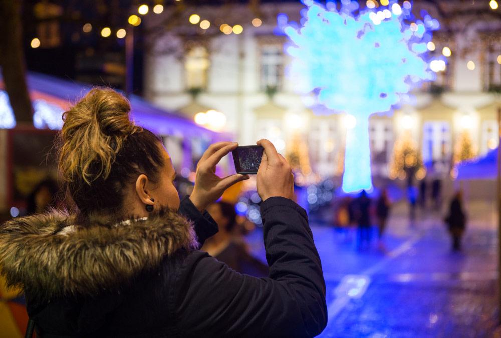 Winterlights 2016 - Luxembourg Christmas lights
