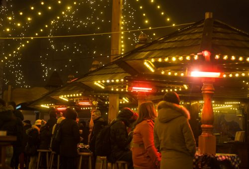 Luxembourg Christmas Market by Vio Dudau - photographer in Luxembourg