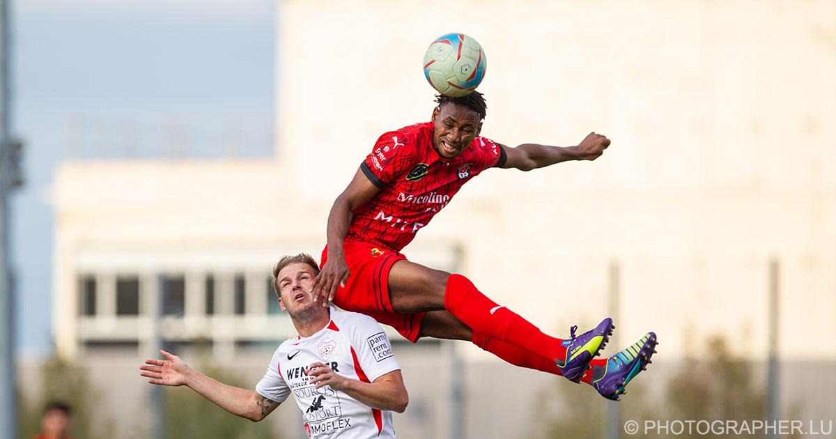 FC Differdange 03 - Victoria Rosport